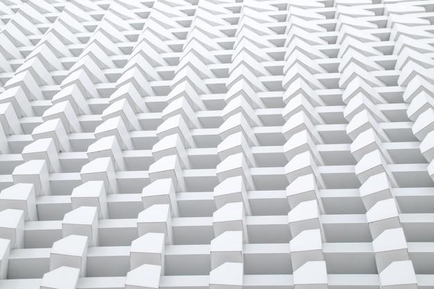 Detal architektury nowoczesny splot pudełkowy structure pattern construction