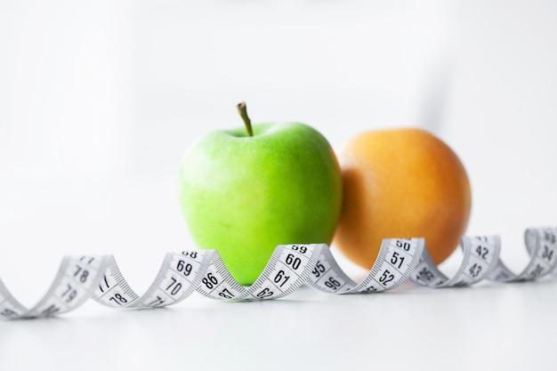 Dieta, fitness i pojęcie diety zdrowej żywności