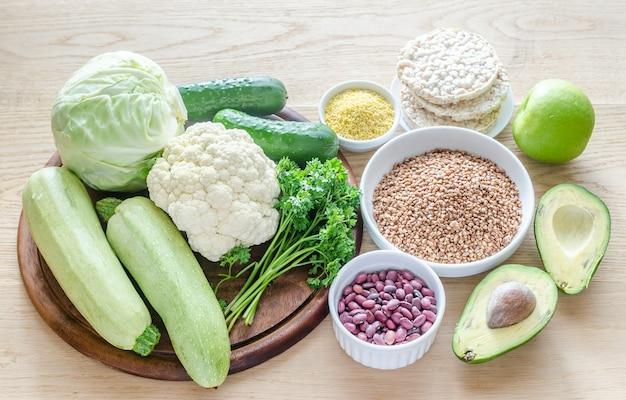 Dieta hipoalergiczna: produkty różnych grup