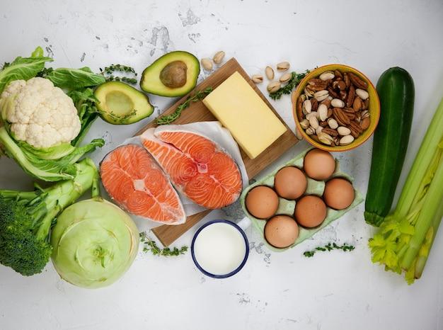 Dieta ketonowa o niskiej zawartości węglowodanów
