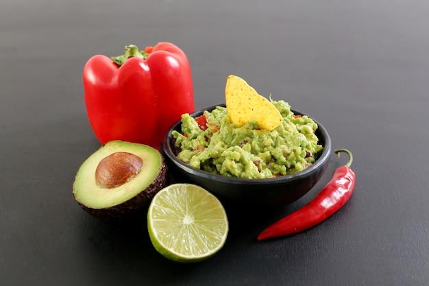 Dip guacamole