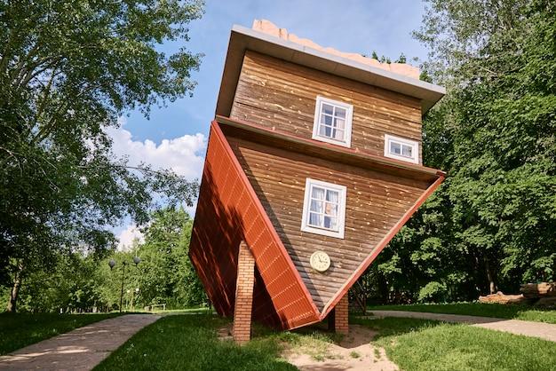Do góry nogami atrakcja domu