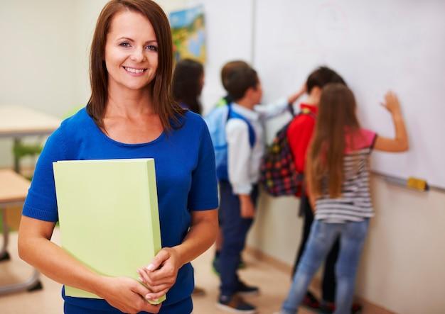 Dobry nauczyciel to skarb