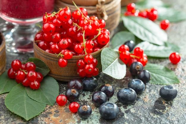 Dojrzałe lato berrie