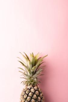 Dojrzałe owoce ananasa