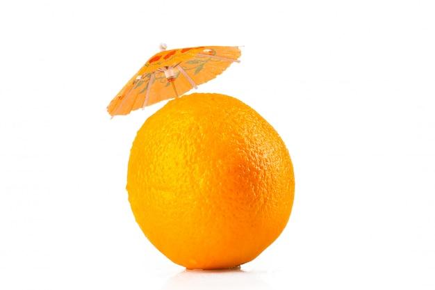 Dojrzały pomarańczowy