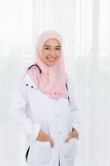 Doktor muslimah.