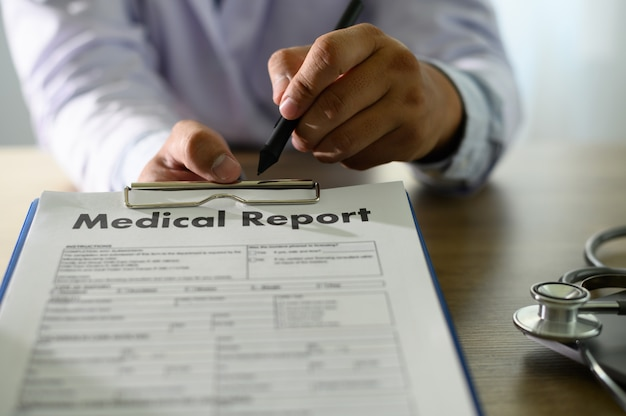 Dokumentacja medyczna informacji o pacjencie koncepcja technologii medycznej
