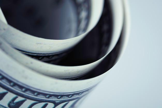 Dolar bankbote zbliżenie