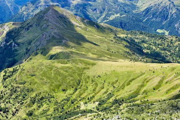 Dolina gór giau pass