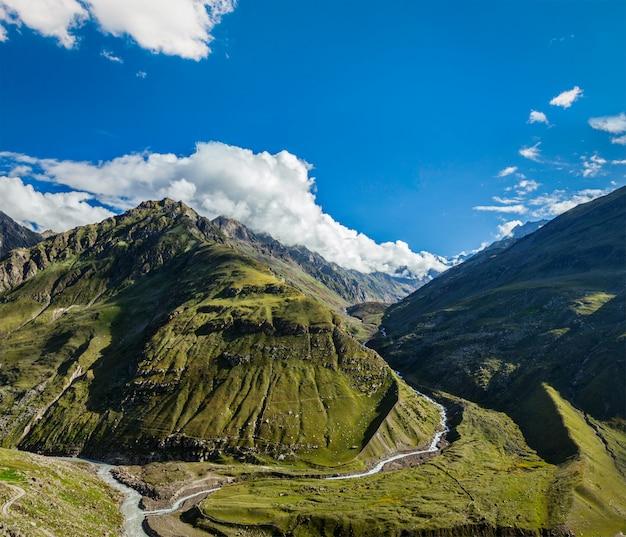 Dolina himalajów