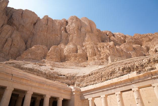 Dolina królów, w luksorze starożytny teb zachodni brzeg, egipt.