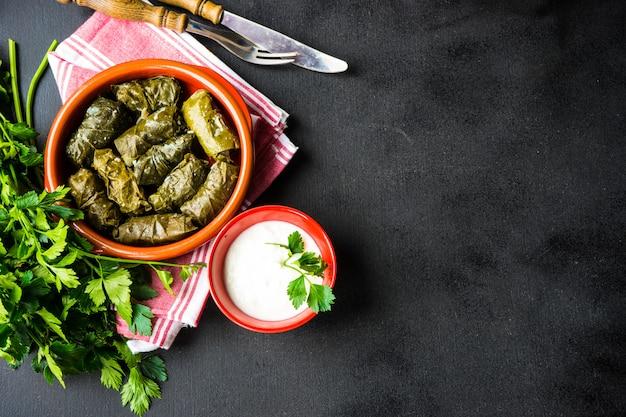 Dolma - tradycyjne danie gruzińskie