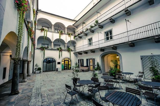Dom mozarta w linz, austria