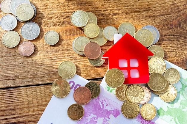 Dom na banknoty i monety