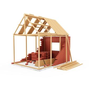 Dom w budowie lub remoncie