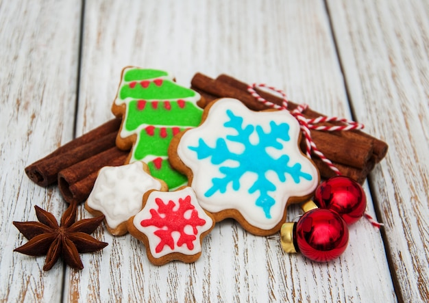 Domowe ciasteczka świąteczne