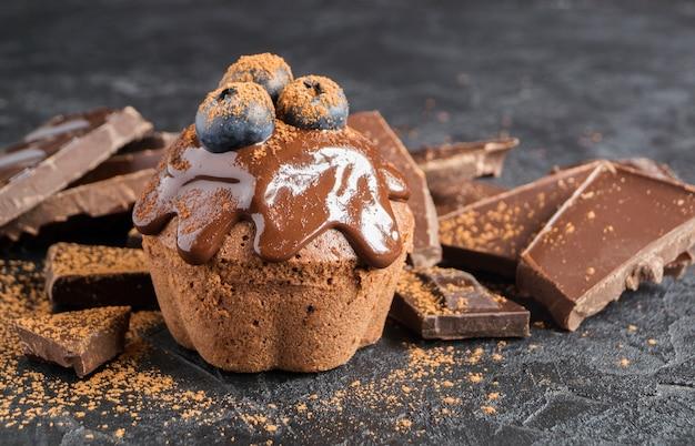 Domowe ciastko czekoladowe