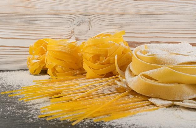 Domowe gotowanie makaronu