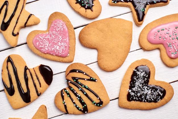 Domowe kruche ciasteczka