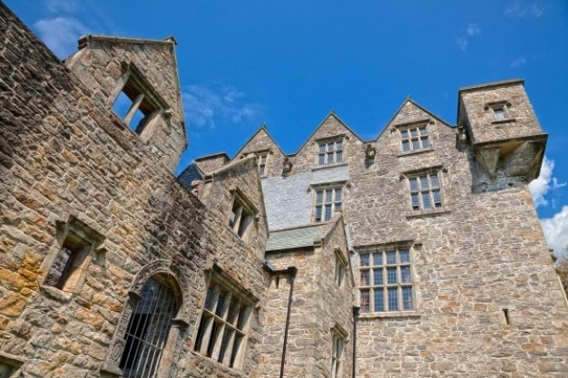 Donegal castle hdr