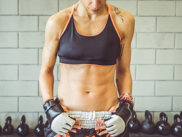 Dopasuj ciało kobiety