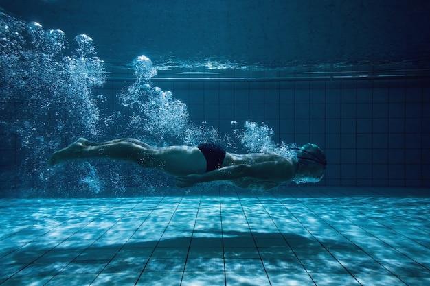 Dopasuj trening pływacki sam
