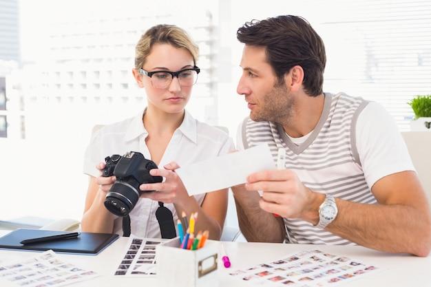 Dorywczo edytory zdjęć z aparatem