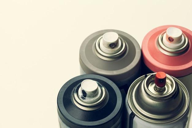 Dozownik farby w sprayu