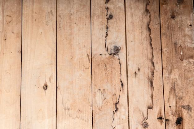 Drewniana biurko deska używać jako tło lub tekstura