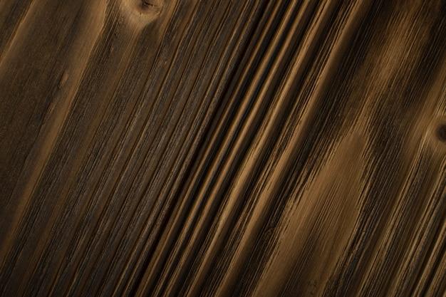 Drewniana deska spalona tekstura