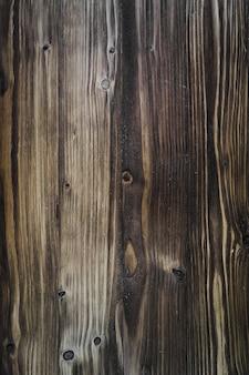 Drewniana powierzchnia o rustykalnym wyglądzie