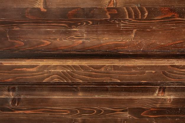 Drewniana powierzchnia postarzana z ziarnem