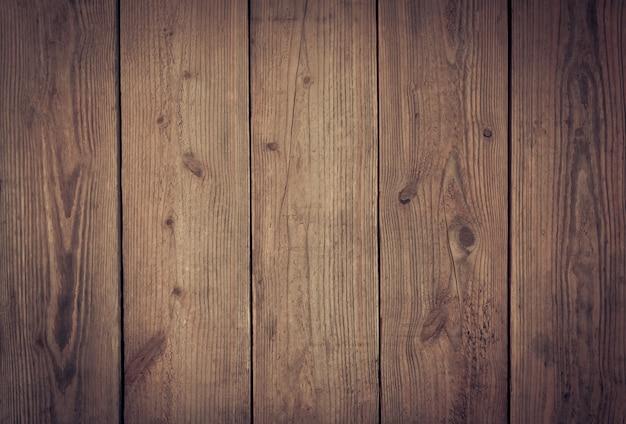 Drewniana ściana tekstur. brązowa drewniana tekstura, stara drewniana tekstura dla dodaje tekst lub praca projekt dla tło produktu. widok z góry - drewniany stół z jedzeniem