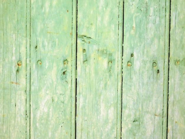 Drewniana tekstura w ogrodzie