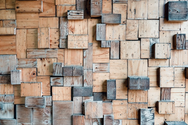 Drewniana tekstury tła powierzchnia. naturalna struktura drewna.