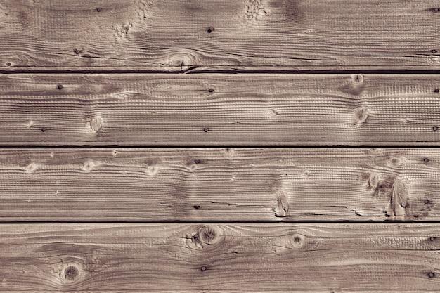 Drewniane deski jako tło