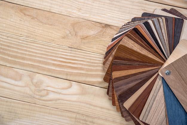 Drewniane deski konstrukcyjne do dekoracji mebli