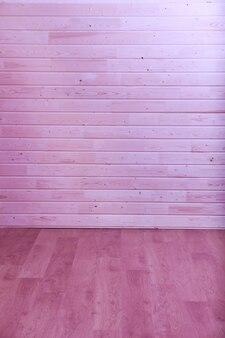 Drewniane deski ścienne w tle
