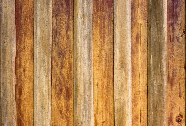 Drewniane deski wyblakły w paski tekstury tła ściany wall