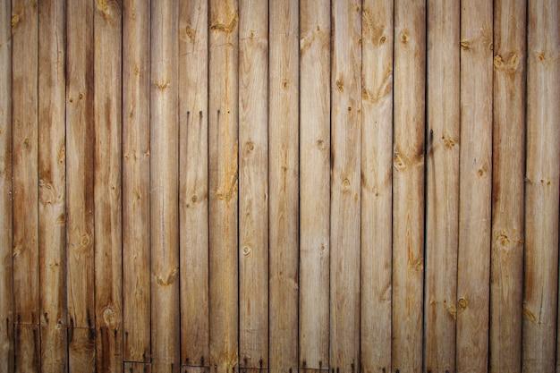 Drewniane deski z teksturą jako jasny tło
