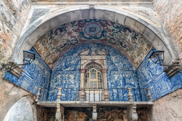 Drewniane drzwi portugalia