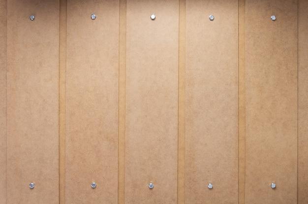 Drewniane płyty mdf tło jako powierzchnia tekstury
