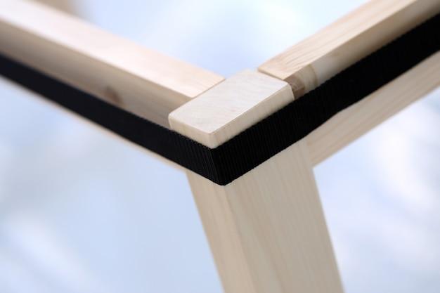 Drewniane pręty razem