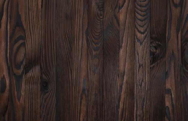 Drewniane, rustykalne brązowe deski tekstury, stare ściany drewniane tła