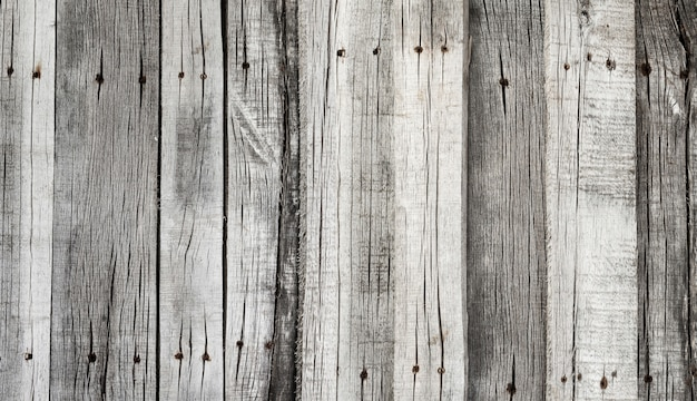 Drewniane rustykalne szare deski