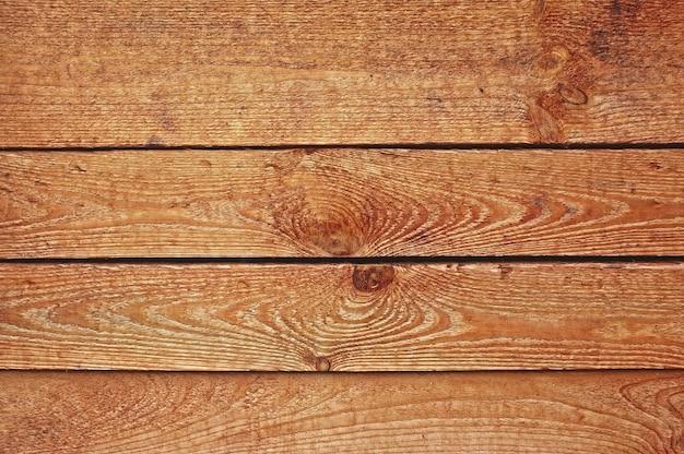 Drewniane ściany tło. brązowy tekstury drewna deski. stare odrapane deski