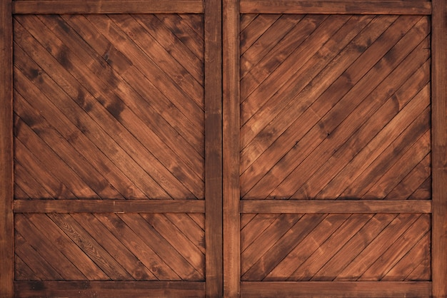 Drewniane tekstury ścian, tła lub tapety.