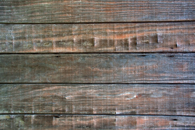 Drewniane tekstury tła, poziome. stare naturalne drewniane tło.