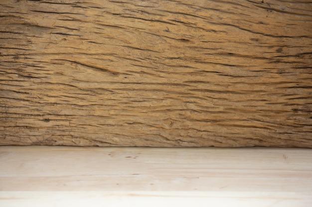 Drewniane tło dla projektu.